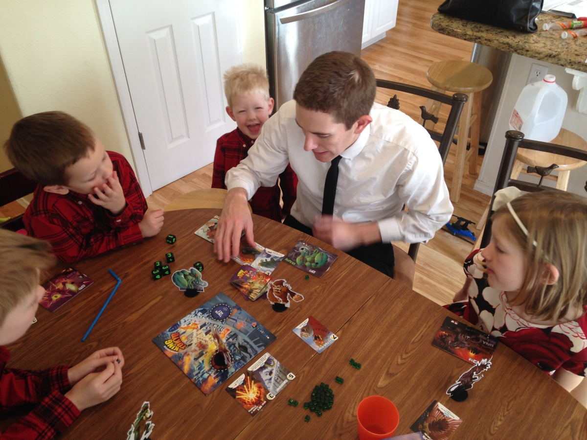 King of Tokyo Strategy